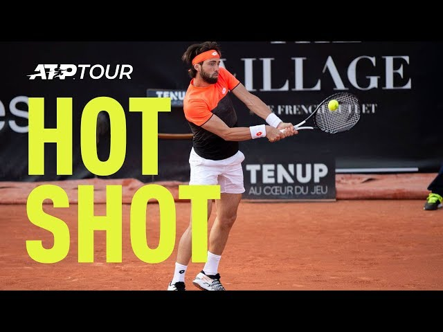 Hot Shot: Basilashvili Blasts Returns | Lyon 2019