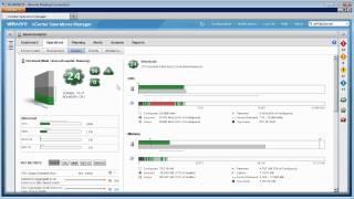 VMware vC Ops: Résolution des problèmes de performances du processeur d'une machine virtuelle