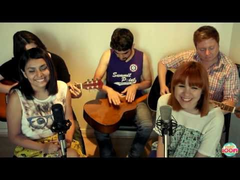 Rolling star (Bleach/ YUI) cover by Bubble BOOM (Acoustic)