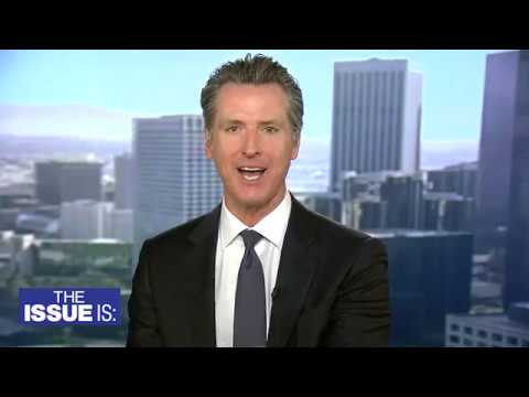 Gavin Newsom on his First 100 Days as CA Governor