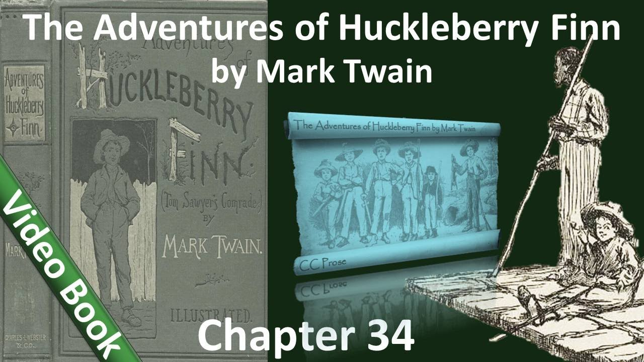 an analysis of chapter 19 in the adventures of huckleberry finn by mark twain Online literary criticism and analysis for mark twain mark twain (1835-1910) a adventures of huckleberry finn and jane smiley's the all-true travels and.