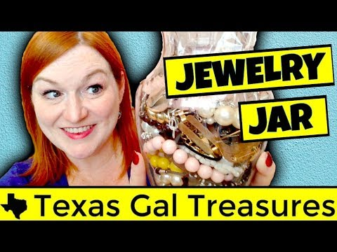 Live Jewelry Jar Unboxing 2017 -  Opening a Jewelry Jars - Can I Make My Money Back