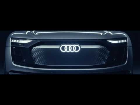 Audi E-Tron Sportback concept quick look