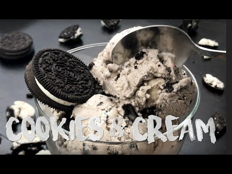 Cookies & Cream: Ice Cream
