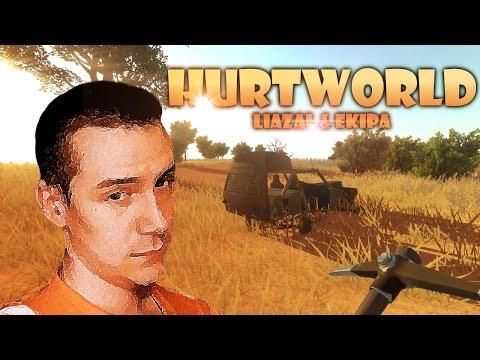 [PL] #50 Hurtworld - Raid 18x c4 na 8 baz. ROBIMY WIPE na chińskim oficjalnym serwie ! /z Ekipą