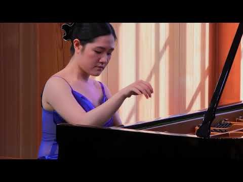 Jenny Chen, Solo Piano Recital, June 24, 2016