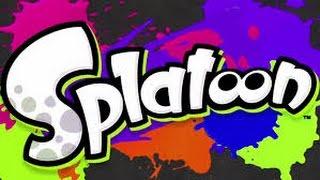 Splatoon Gameplay