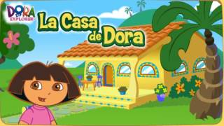 La Casa The Dora Dora the Explorer House YouTube
