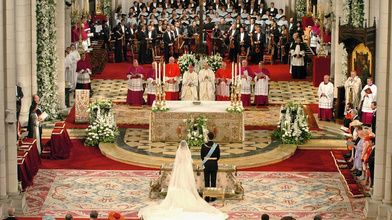 Princess Letizia Wedding Cake