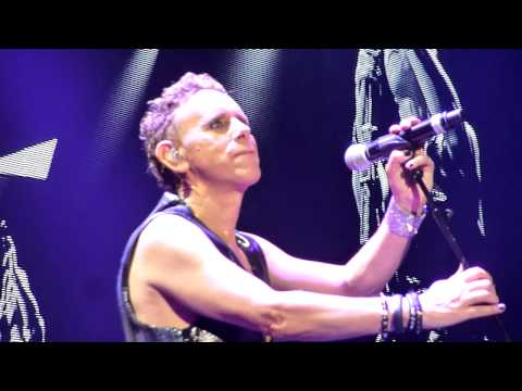 Depeche Mode - Condemnation (live in Manchester, Nov 2013) - HD