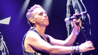 Depeche Mode - Condemnation (live in Manchester, Nov 2013) - HD