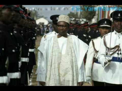 Sir Dawda Kairaba Jawara By Jaliba Kuyateh