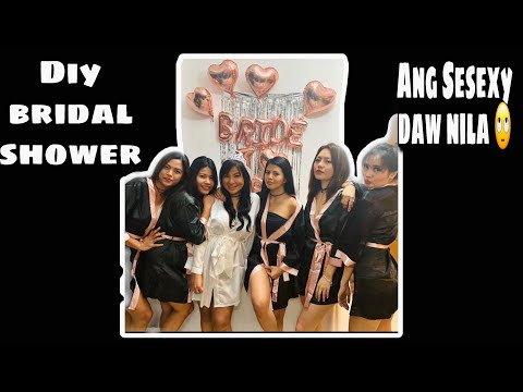 DIY Bridal Shower / Joy Therese Bridal / Filipina's In Dubai