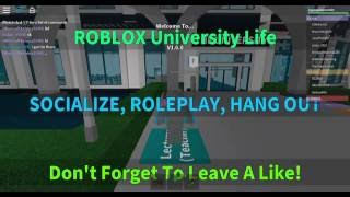 ROBLOX (3) robloxia Universität
