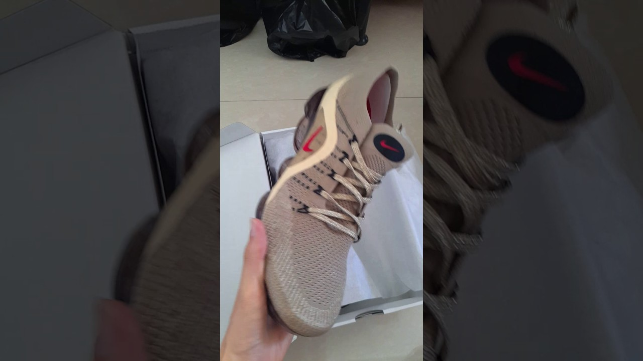 8d2a2af2180d7 nike air vapormax grey red 759234-606 - YouTube