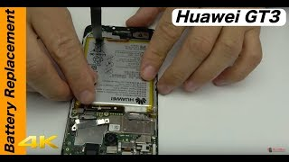 Huawei GT3 Battery replacement
