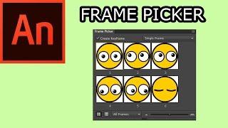 Cómo utilizar el nuevo Marco Selector en Adobe Animate CC
