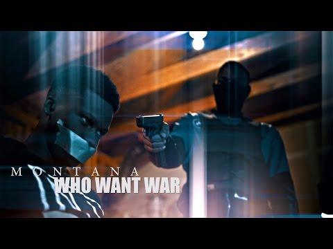 Cap Drive Montana - Who Want War
