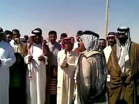 فلاح في محفل بني حجيم   ارتجل بأشرف لغة بتاريخ حام وسام thumbnail