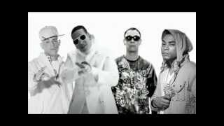 Kendo Kaponi Ft. Don Omar, Daddy Yankee & Baby Rasta - El Duro (Official Remix)