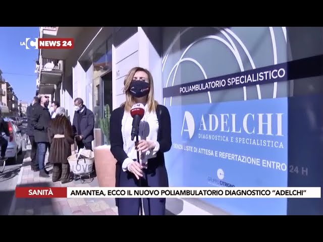 Apre Adelchi - Centro Diagnostico e Poliambulatorio Specialistico