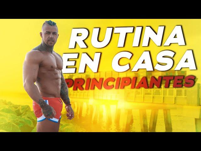 FITNESS EN CASA PARA PRINCIPANTES CON LLADOS