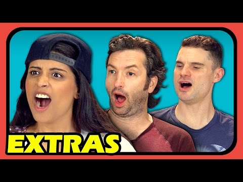 YouTubers React to Aicha (Viral Video Classic) (Extras #74)