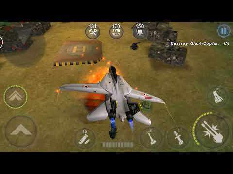 The Best Game Of Fighter Plane