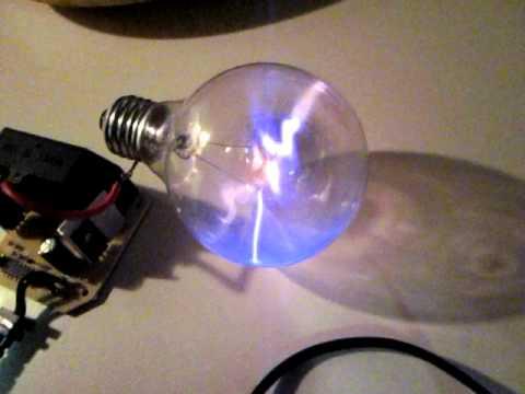 Homemade Plasma Globe  YouTube