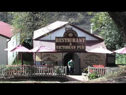 Pilgrims Rest: The Panorama Route, Mpumalanga - Mobile Version