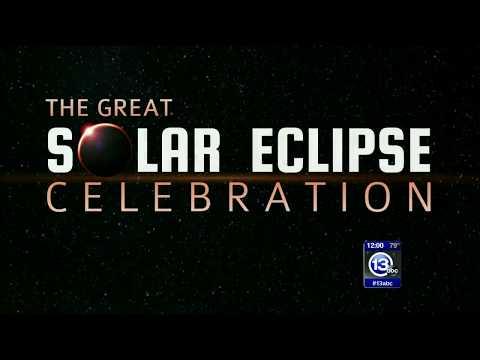 Solar Eclipse Celebration - 13abc - Noon broadcast