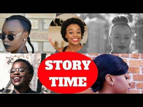 STORYTIME The REAL reason why I cut my hair | South African Natural Hair Blogger Laurina Machite