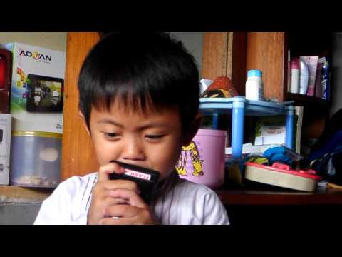 Video lucu anak ajaib.MP4