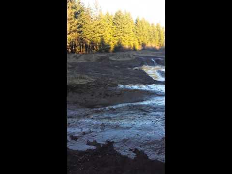 Lr3 in mud