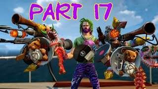 Sunset Overdrive Gameplay Walkthrough Playthrough Part 17 - Protect the Vessel (Xbox One)