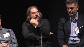 EditFest London 2016 - From Dailies To Delivery - Part 1