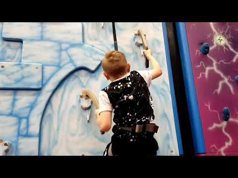 Vertigo Wall Climbing   Harlow