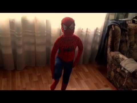Костюм человек паук и новогодний детский с Алиэкспресс