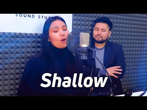 Shallow - Lady Gaga & Bradley Cooper | Cover By Samat & Asel
