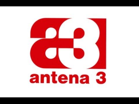 1992 antiguo primer logo y sinton a de antena 3 for Antena 3 online gratis