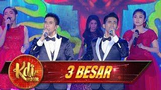 Bikin Merinding! Musbrother Di Zona Dangdut Choir [SABDA CINTA] - Final 3 Besar KDI (17/9)