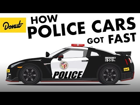How The American Police Car Has Changed | WheelHouse