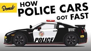 How The American Police Car Has Changed | WheelHouse thumbnail