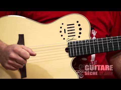 Test : Godin Multiac Nylon Duet Ambiance - Guitare Séche, Le Mag #23