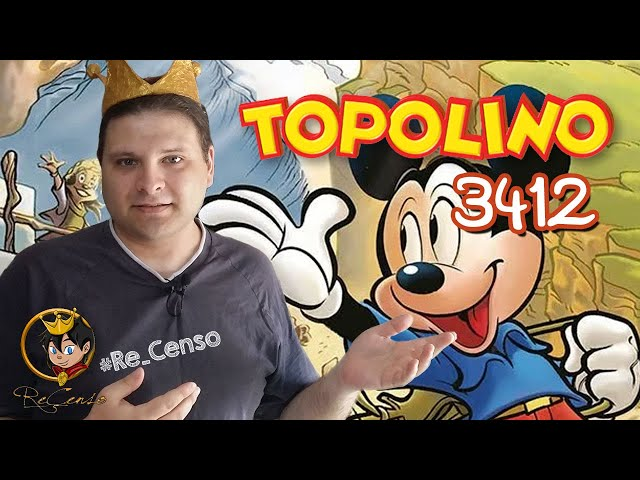 @Re_Censo #420 TOPOLINO 3412