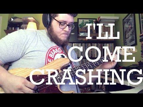 A Giant Dog - I'll Come Crashing - Bass Cover