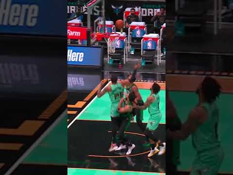 Download Miles Bridges Mic'd Up Guarding Jayson Tatum 🗣 | #Shorts