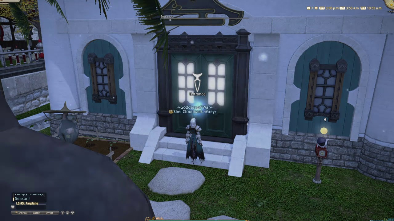 FFXIV Float Any Furniture Anywhere Patch 4 4