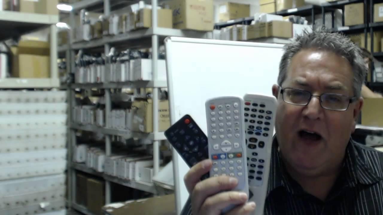 Emerson TV DVD VCR Combo Remote Control - Promo Code -  ElectronicAdventure com