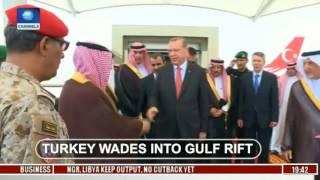 Diplomatic Channel: Turkey Wades Into Gulf Rift